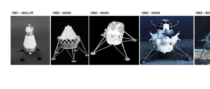 Lunar Excursion Module – Grumman – 1962 – 1/48éme par Tezio Choixf11