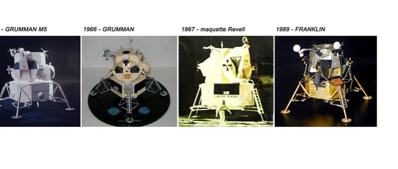 Lunar Excursion Module – Grumman – 1962 – 1/48éme par Tezio Choixf13