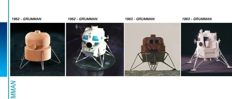 Lunar Excursion Module – Grumman – 1962 – 1/48éme par Tezio Choixf15