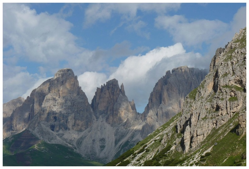 Alpes orientales J5 - Passo Pordoi (It) 2_p11110