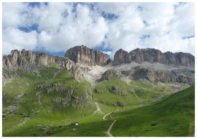 Alpes orientales J5 - Passo Pordoi (It) 3_p11110