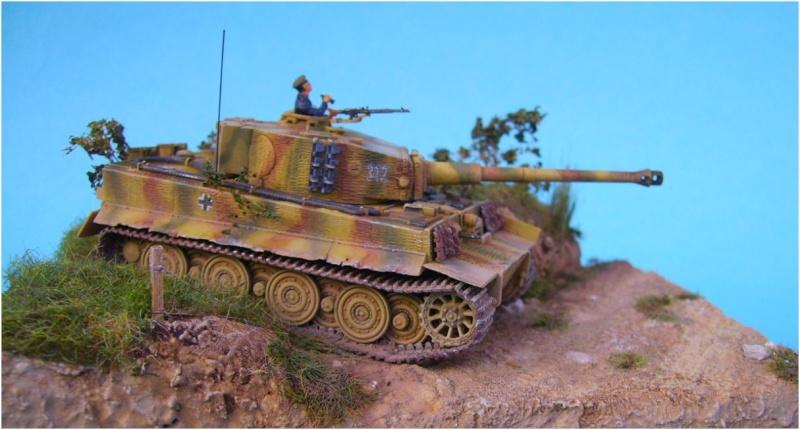 Tigre 1, Revell 1/72 00112