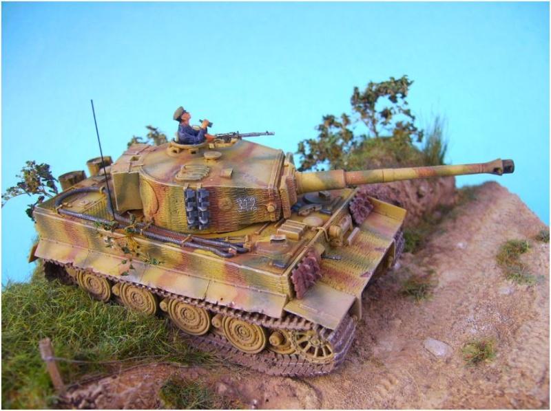 Tigre 1, Revell 1/72 00213