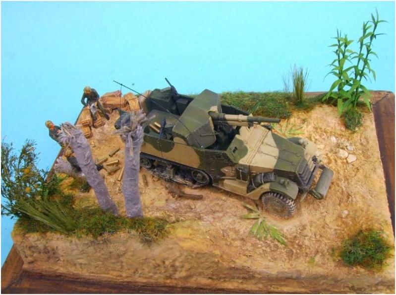 M3 75mm Pacifique Academy +scratch 1/72 00214
