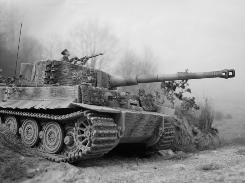 Tigre 1, Revell 1/72 00413