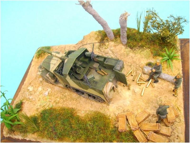 M3 75mm Pacifique Academy +scratch 1/72 00414