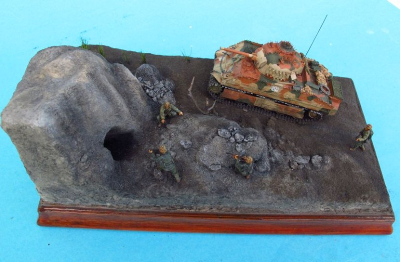 M4A3 , USMC IWO JIMA Dragon+scratch 1/72 Iwo9710