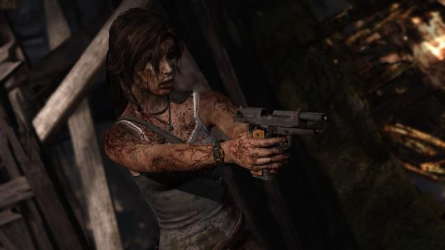"Grips M9 ""Tomb Raider 2013"" Tr201310"
