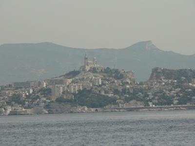 Photos du stage 14 entre Sète et Marseille 2008-013