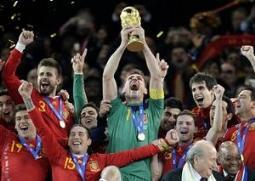 إسبانيا بطلة لكأس العالم للمرة الأولى  12923310