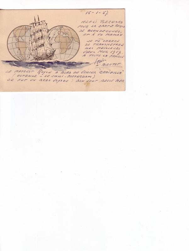 Cartes postales de bateaux - Page 3 Craigi10