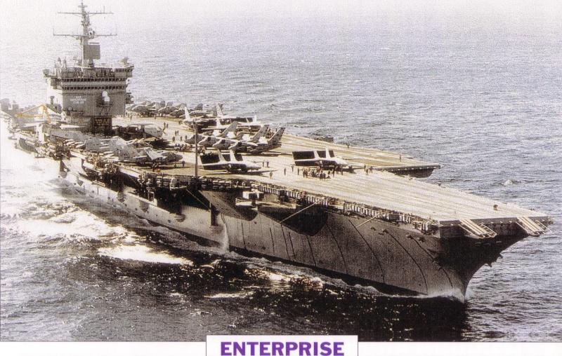 CV & CVN : Aircraft Carriers - Porte-avions - Page 5 Scan1021