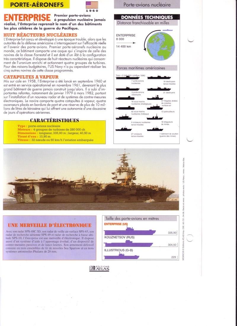 CV & CVN : Aircraft Carriers - Porte-avions - Page 5 Scan1022