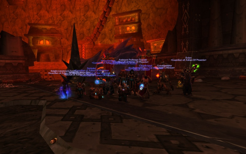 AoP Kills Magmaw, Alliance First Kill!  Wowscr10