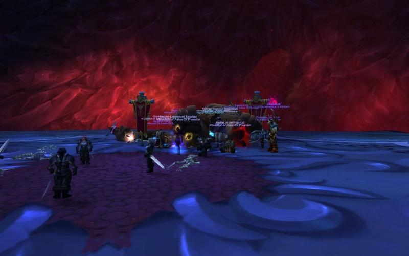 Another Alliance First Kill! Halfus Wyrmbreaker. Wowscr12