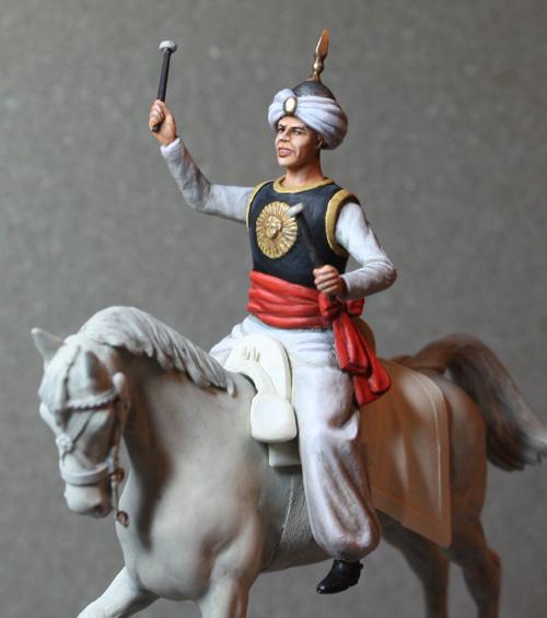 Un timbalier de cuirassiers sous l'Empire. Img_7414