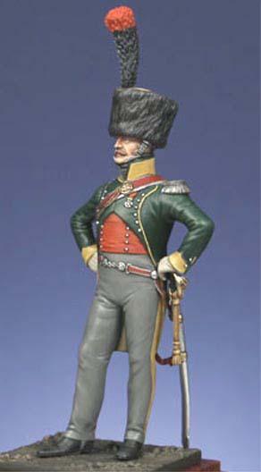 Officier du 12e chasseurs à cheval Off-1210