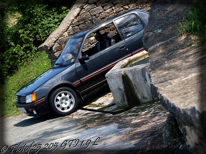 [GTI 1989] 205 GTI Suisse prépa. FG  - Page 2 P8155317