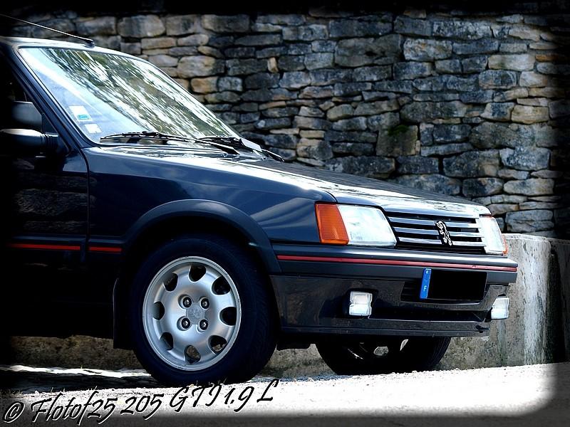 [GTI 1989] 205 GTI Suisse prépa. FG  - Page 2 P8155321