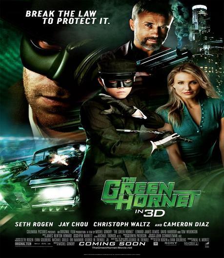 فيلم الأكشن والجريمة الكوميدي The Green Hornet (2011) TS  Green_12