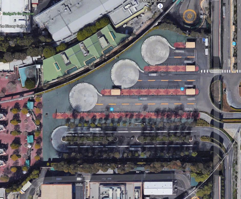 [Disneyland Resort] Projet de troisième parc et nouveaux parkings - Page 3 Busloo10