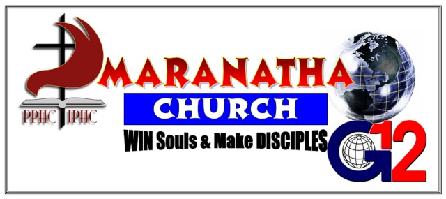 Maranatha Church - A G12 Cell Church