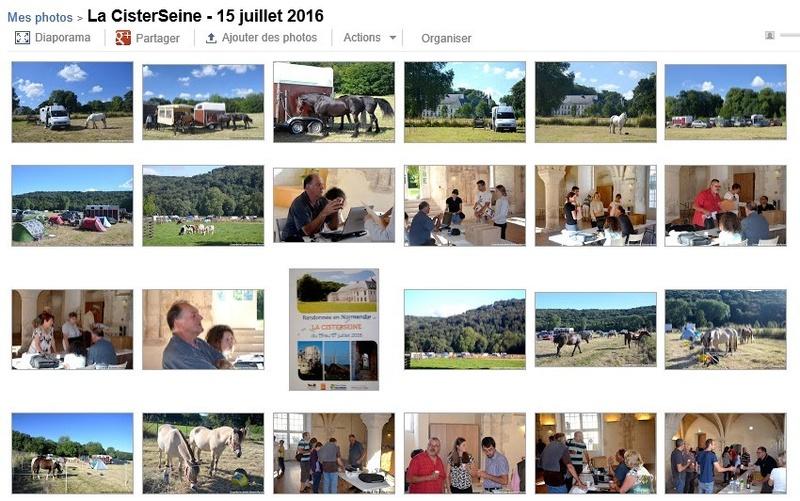 "15-17 Juillet 2016 - Reportage complet - La ""CisterSeine 2016"" Album_11"