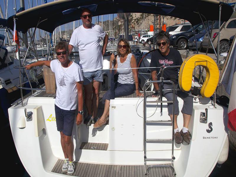 Résultats et reportage de Océanis Med 2016 Equipl10