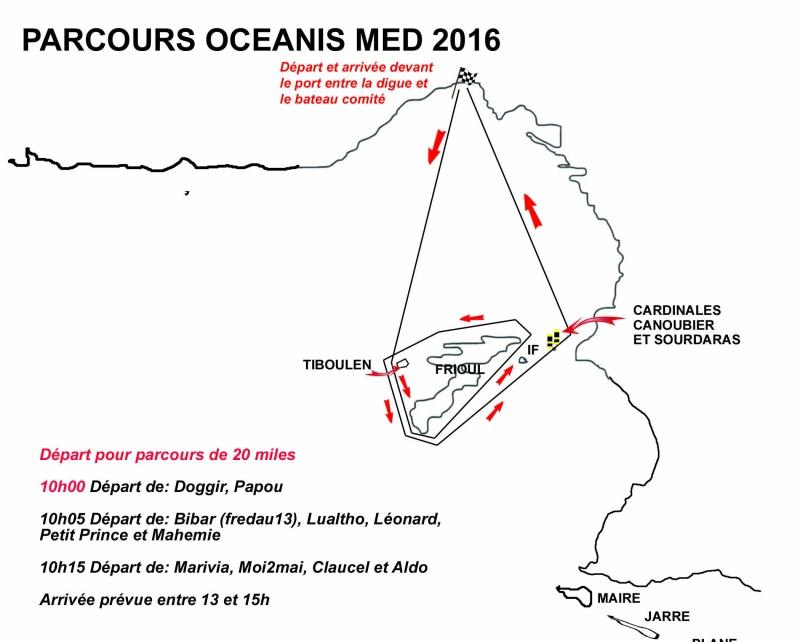 Résultats et reportage de Océanis Med 2016 Parcou10