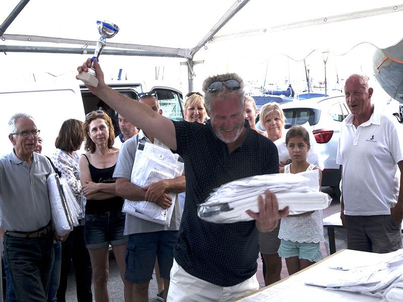 Résultats et reportage de Océanis Med 2016 Remise16