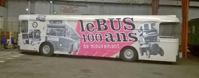 Différents Bus RATP  13316911