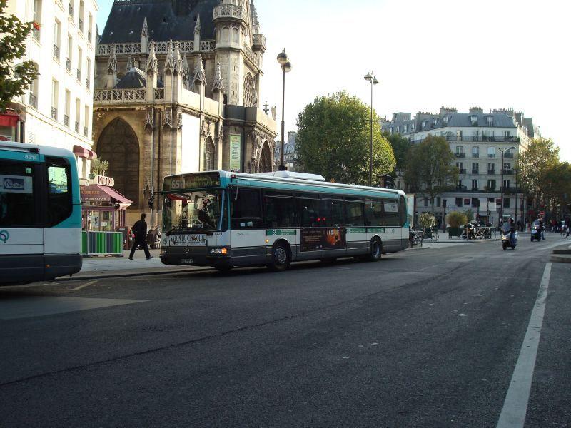 Différents Bus RATP  Bus_510