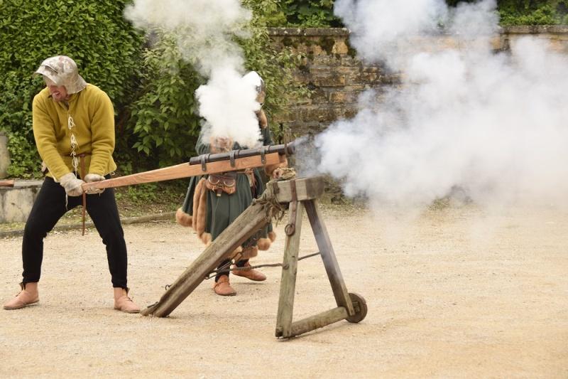 [pièce d'artillerie] hacquebute de rempart 1450-1470 _dsc9010