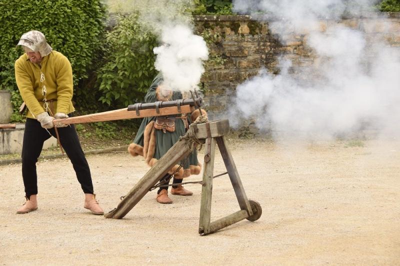 [pièce d'artillerie] hacquebute de rempart 1450-1470 _dsc9011