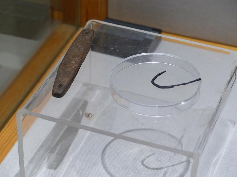 [artefact] engins de pêche du musée de Charavines (Paladru) isère P1090311