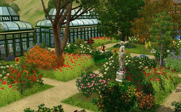 [Inspiration] [Sims 3] Les parcs Caeuiu10