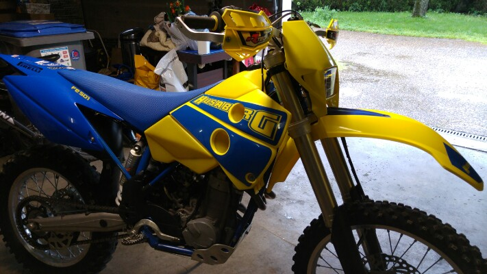 Vends husaberg FE 501 de 2004 Attach10