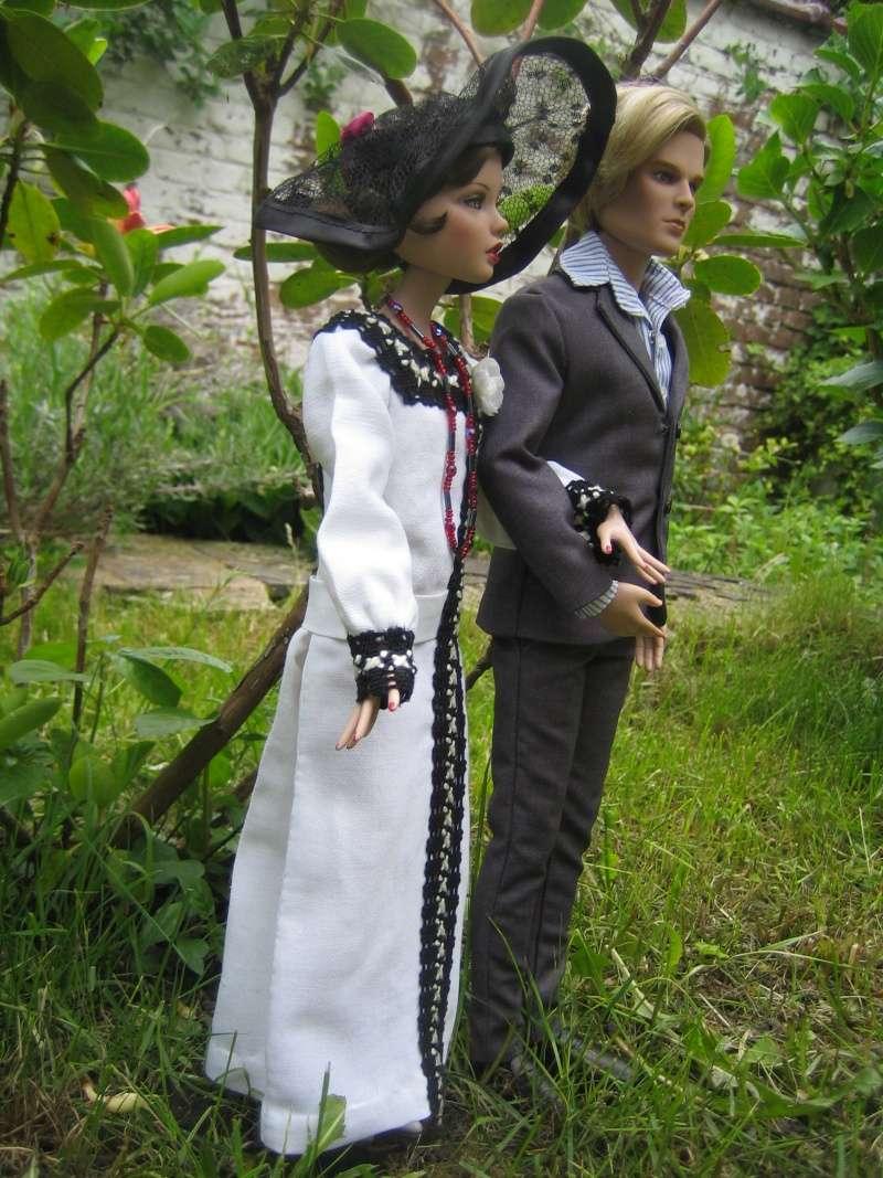 Pèle-mèle de ma famille Tonner de 40 cms (femmes et hommes). - Page 2 Couple12