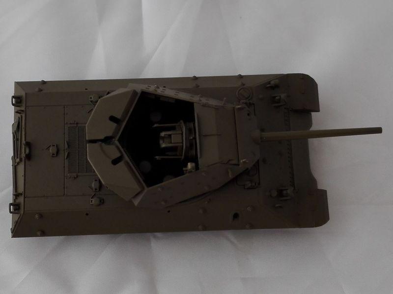 M10 GMC Tamiya au 1/48 Mon0410