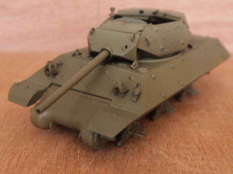 M10 GMC Tamiya au 1/48 Mon1110