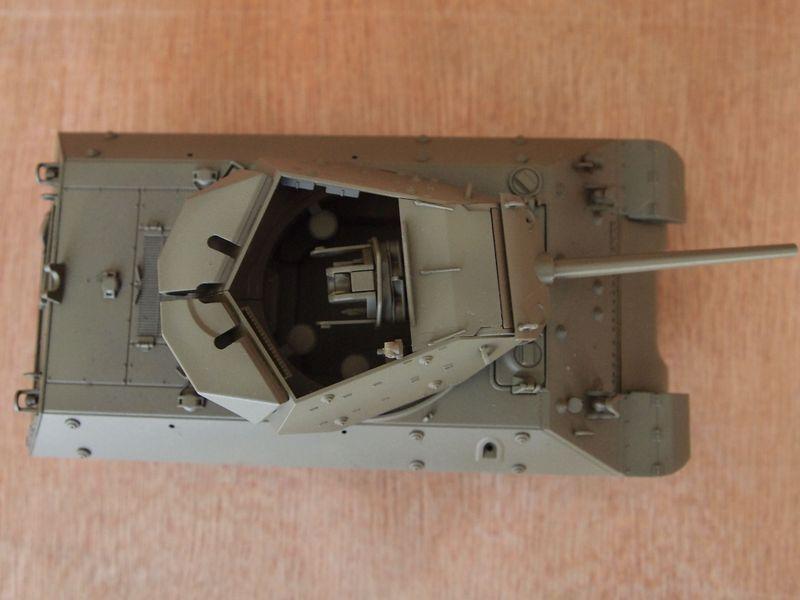 M10 GMC Tamiya au 1/48 Mon1410