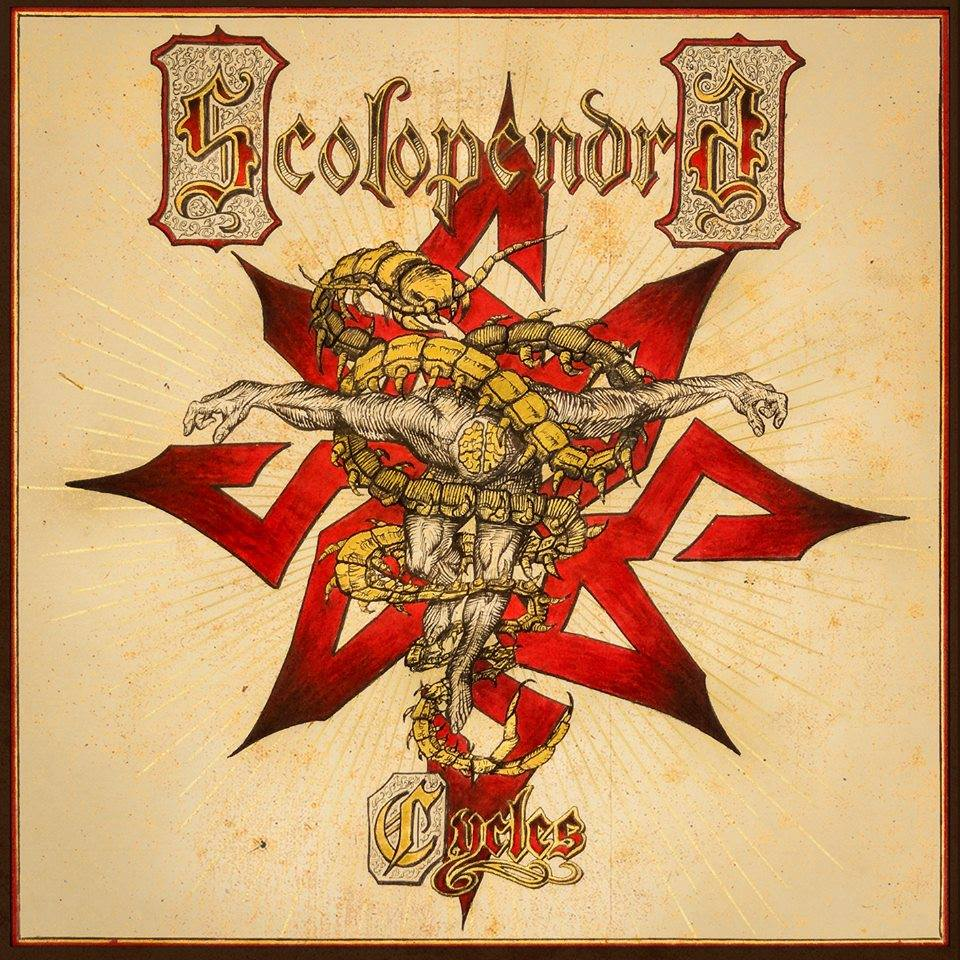 SCOLOPENDRA Cycles (2016) Thrash/Death Metal 10406610