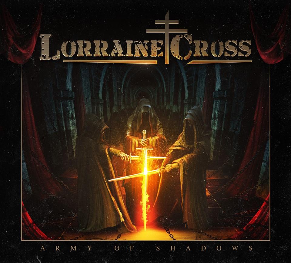 LORRAINE CROSS Army of Shadows (2016) Heavy Metal  13102610