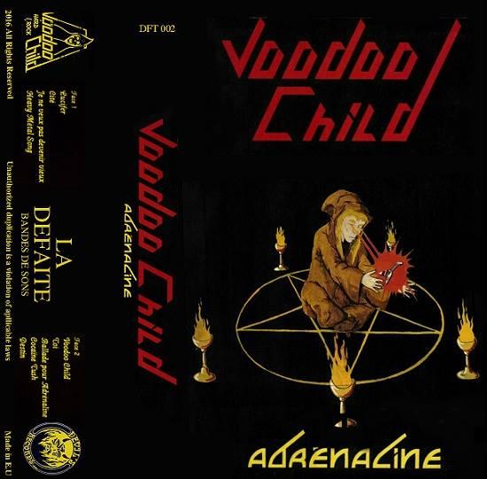 VOODOO CHILD en cassette audio chez LA DEFAITE par CHRISTOPHE BAILET ... 14089110