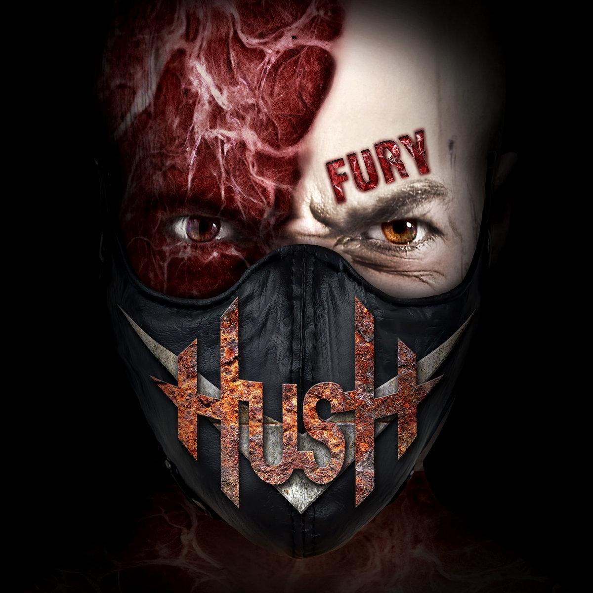 HUSH Fury (2016) Thrash (Mont De Marsan) A3289910