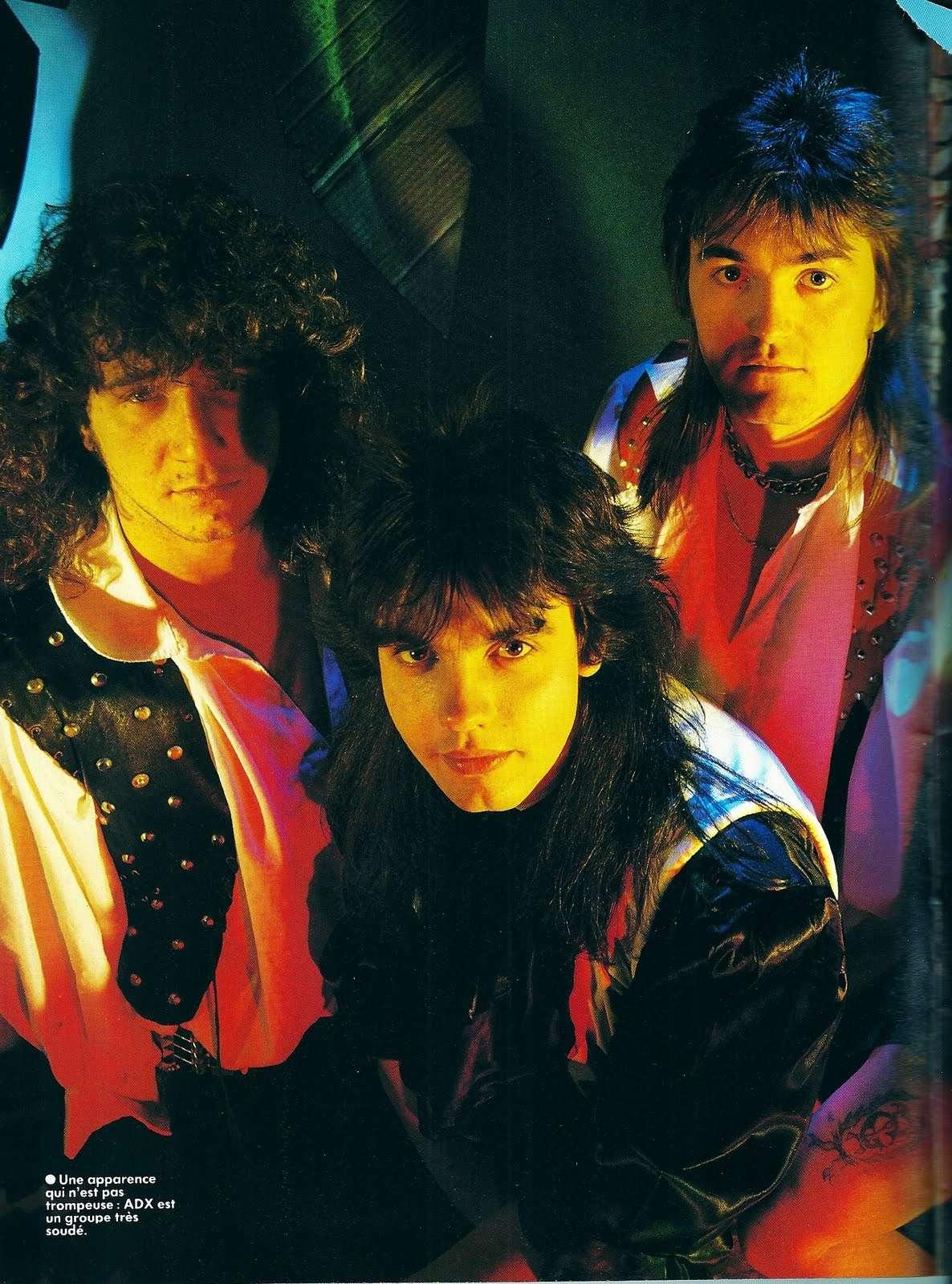Interview ADX Hard-Rock Magazine Juillet 1987 ... Interv11