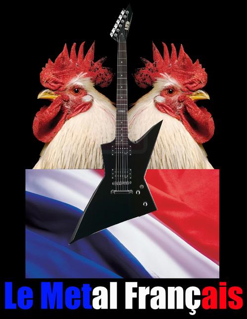 """FRANCE FESTIVAL à Choisy le Roi les 6 et 7 juillet 1985 (Chronique d'une belle aventure) """"Metal Attack"""" Juillet 1985  Metal_10"""