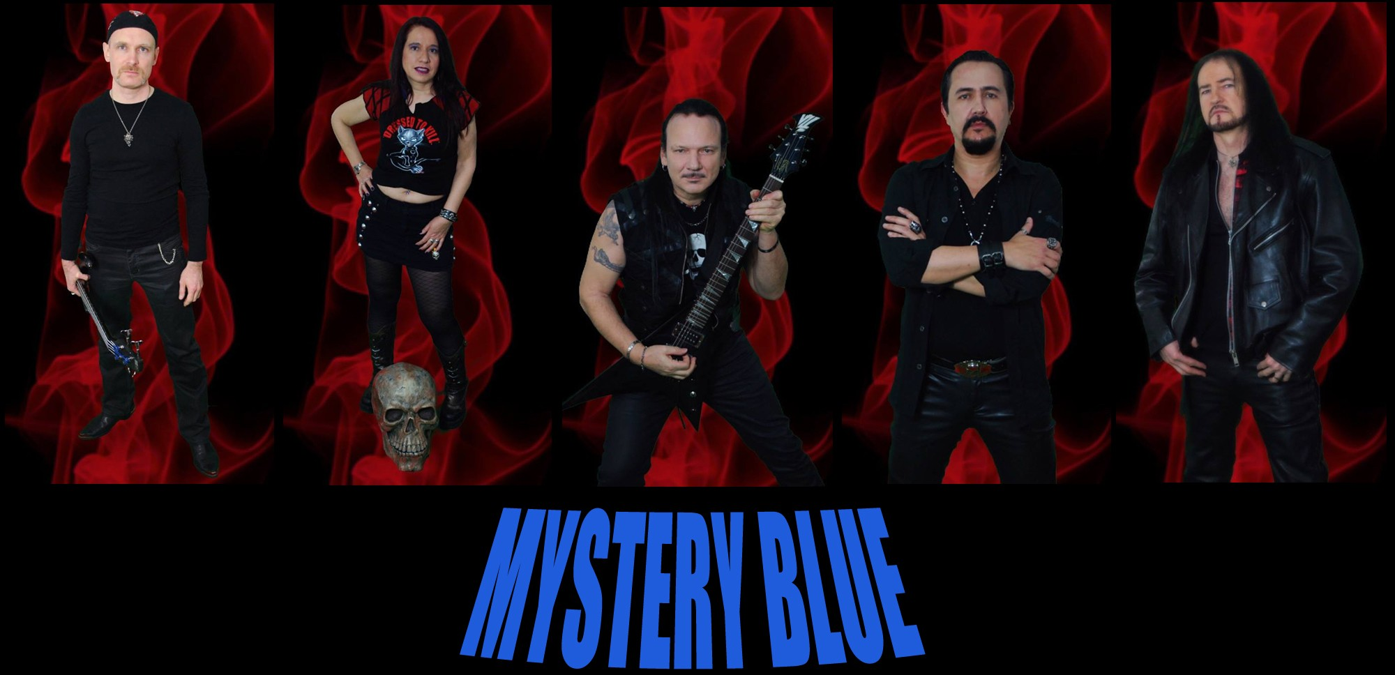 MYSTERY BLUE Live ... Made in Europe (2016) Myster10