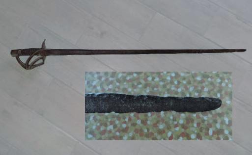 Sabre de cuirassier hybride Lbc_0714