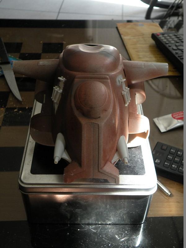 épave de char de la fédération du commerce !! kit AMT Dscn0041